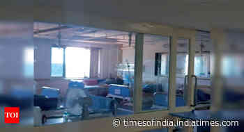 Even in isolation at hospital, for some it's family time - Times of India