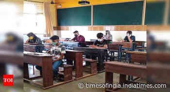 Exams only for final year BE and LLB students: Goa University - Times of India