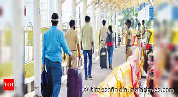 Goa: As cancellations persist, only two flights arrive at Dabolim - Times of India