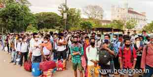 Samaritans of Goa put together their heads, hearts & hands to keep migrant's miseries at bay - Oherald