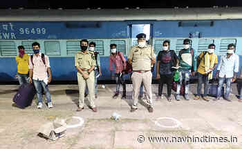 North Goa police 'rescue' 13 migrant workers - The Navhind Times