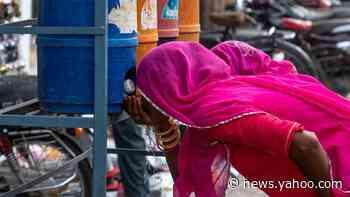 India heatwave: Delhi temperature hits 47C as north India reels