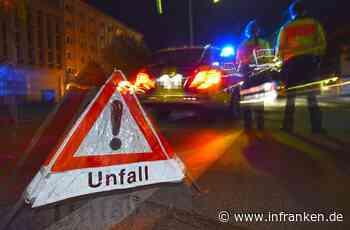Gunzenhausen: Verkehrsunfall auf der Staatsstraße 2222 - Drei Personen leicht verletzt - inFranken.de