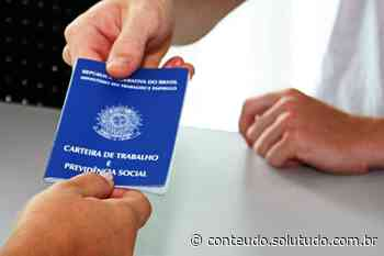 Confira as vagas de emprego desta última semana de maio em Itupeva - Solutudo - A Cidade em Detalhes