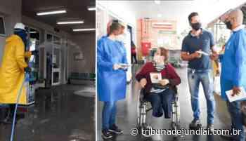 Blitz Sanitária em Itupeva será realizada até terça-feira em pontos de grande circulação de pessoas - Tribuna de Jundiaí
