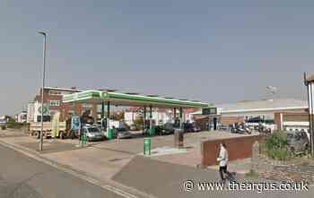 Hove petrol station's booze plan meets fierce opposition