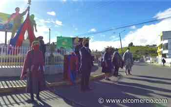 Tulcán y Pimampiro celebran sus fiestas cívicas de forma virtual - El Comercio (Ecuador)
