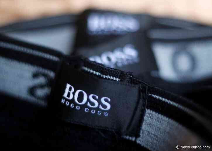 Hugo Boss sees recovery in third quarter at earliest