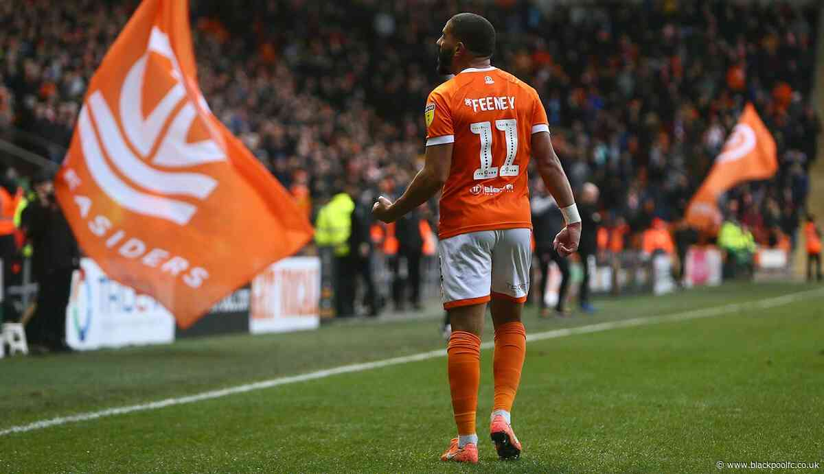 Getting To Know: Liam Feeney