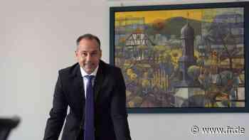 Bürgermeister in Eschborn: Start ins Amt als Krisenmanager | Eschborn - fr.de