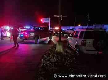 NOCHE DE TERROR EN CIUDAD CUAUHTEMOC / 4 ATAQUES CONTRA POLICÍAS - El Monitor de Parral