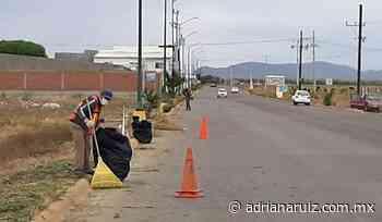 #Cuauhtemoc | Avanza Programa Integral de Limpieza en la ciudad - Adriana Ruiz