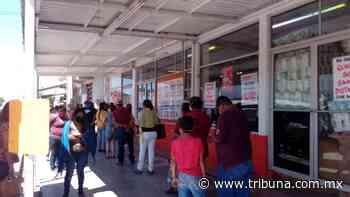 En Huatabampo interviene Protección Civil por relajamiento de la población ante el Covid-19 - TRIBUNA