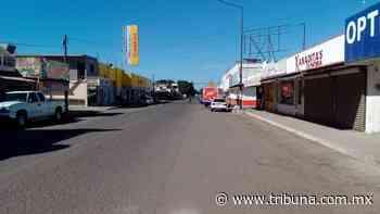 Aumento de coronavirus en Huatabampo deja en la incertidumbre a los comerciantes - TRIBUNA
