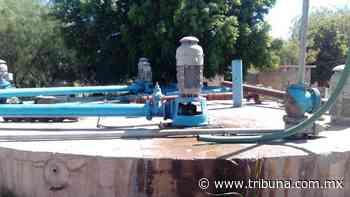 Comunidades rurales de Huatabampo se ven afectadas por la falta de agua - TRIBUNA