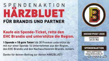 mein Radio: EHC Brandis: Erfolgreiches virtuelles Eishockeyfest - neo1 - Mein Radio