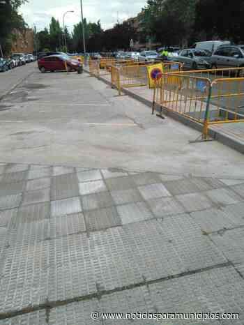 SAN FERNANDO DE HENARES/ Así han cambiado las calles Martin Luther King y Zarauz - Noticias Para Municipios