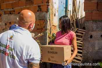 Pirapora do Bom Jesus entrega o Kit Bumbum para famílias de baixa renda - Correio Paulista