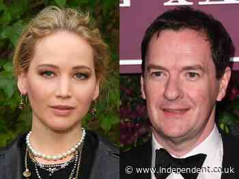 George Osborne claims he danced with 'normal-sized' Jennifer Lawrence at Oscars after-party - The Independent
