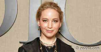 Jennifer Lawrence Jokes About Her Quarantine Drinking Habits with Pal Amy Schumer - PEOPLE