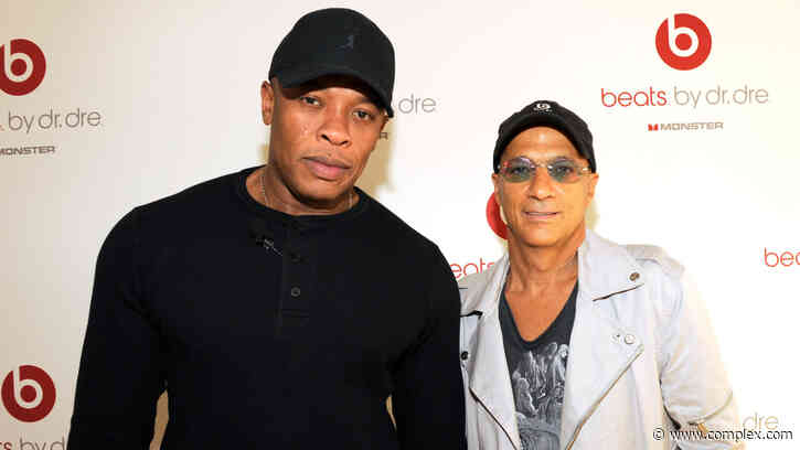 Watch Dr. Dre Explain Why He Thinks Social Media Has Shattered Artists' 'Mystique' - Complex