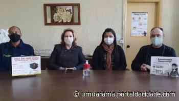 Primeiro caso do novo coronavírus é confirmado em Cruzeiro do Oeste - ® Portal da Cidade   Umuarama
