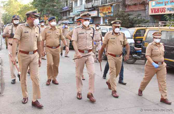 Coronavirus outbreak: 75 more Maharashtra policemen test positive for COVID-19