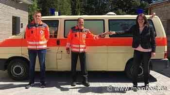 Wahlforum Dettelbach: Eintrittsgeld an Helfer vor Ort übergeben - Main-Post