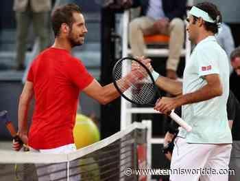 "Richard Gasquet: ""Roger Federer hatte enormes Glück"" - Tennis World DE"