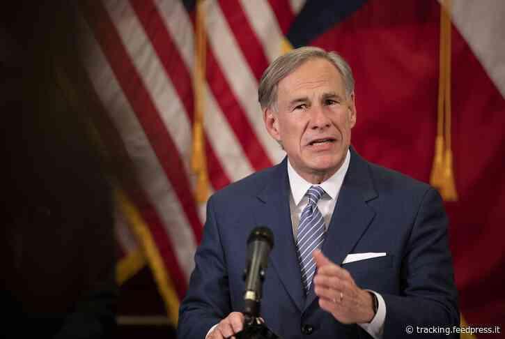 Watch Texas Gov. Greg Abbott's press conference on coronavirus in Amarillo at 2 p.m.