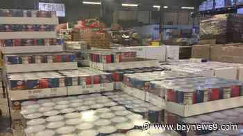 Feeding Tampa Bay Sees Huge Increase in Food Insecure