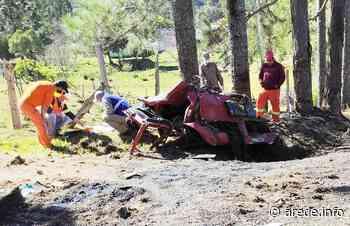 Motorista de caminhão morre após colidir com árvore em Irati - ARede