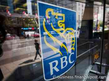 RBC profit plunges 54% in 'unprecedented challenges' of the coronavirus pandemic - Financial Post