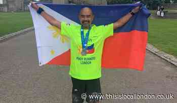 Bromley man raises thousands for charity with gruelling 100km parkrun - This is Local London