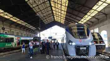 PERIGUEUX : vers un retour à la normale du trafic ferroviaire - France 3 Régions
