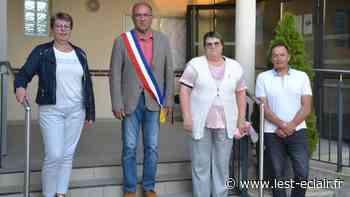 Un nouveau mandat pour Jean-Jacques Boynard, à Fontaine-Mâcon - L'Est Eclair