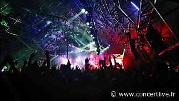 FEDER / SUZANE / CANINE / DJ KLIP à VILLARS FONTAINE à partir du 2020-08-22 - Concertlive.fr