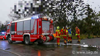 Brand in Salach: Toter und Verletzte durch Rauchgasvergiftung - SWP