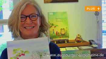 Abenteuer der Himbeer-Elfe: Dettingerin arbeitet an zweitem Kinderbilderbuch - Augsburger Allgemeine