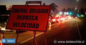 Cordón Sanitario en el Gran Concepción: se controlaron más de 3 mil vehículos sin salvoconducto - BioBioChile