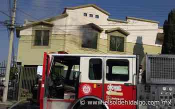 Veladora genera fuerte incendio - El Sol de Hidalgo