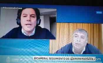 """""""Tendré cara pero no soy bol..."""", el fuerte cruce virtual entre dos legisladores - Diario El Dia"""