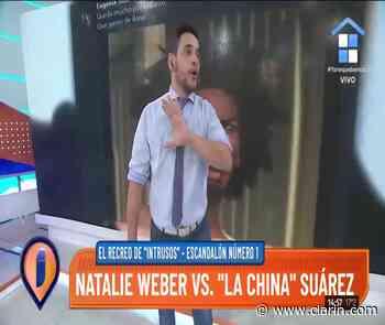 Video: El fuerte comentario de Natalie Weber contra La China Suárez - Clarín.com