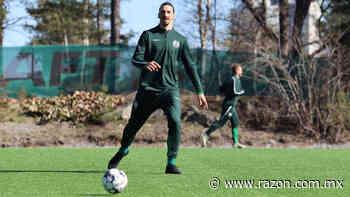 Zlatan sufre una fuerte lesión durante el entrenamiento del Milan - La Razon