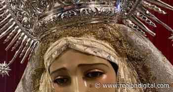 La Virgen del Rosario ya se encuentra en la Concatedral de Mérida tras su restauración - Región Digital