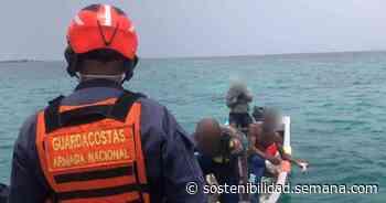 Capturan a cuatro personas que pescaban con dinamita en Islas del Rosario - Semana