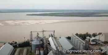 El Paraná llegó a solo 8 centímetros en Rosario y se multiplican las varaduras de buques - La Voz del Interior