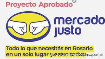 Mercado Justo, la nueva plataforma gratuita de la ciudad Rosario - Plural Noticias