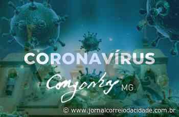 Congonhas registra novo caso de coronavírus e passa de mil casos notificados | Correio Online - Jornal Correio da Cidade