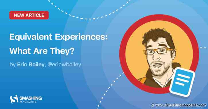 Equivalent Experiences: What Are They?